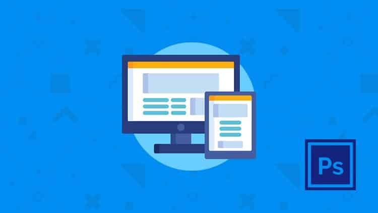Learn Web Design In Photoshop By Practical Projects