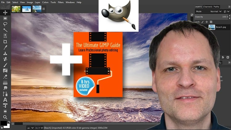 The Ultimate GIMP 2 10 Guide▻Amazon 2 10 Book Included Soon Udemy