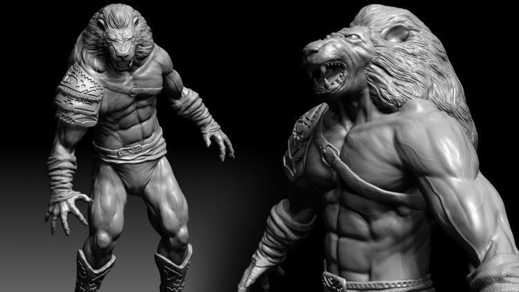 3D Character Creation: Sculpting In Zbrush