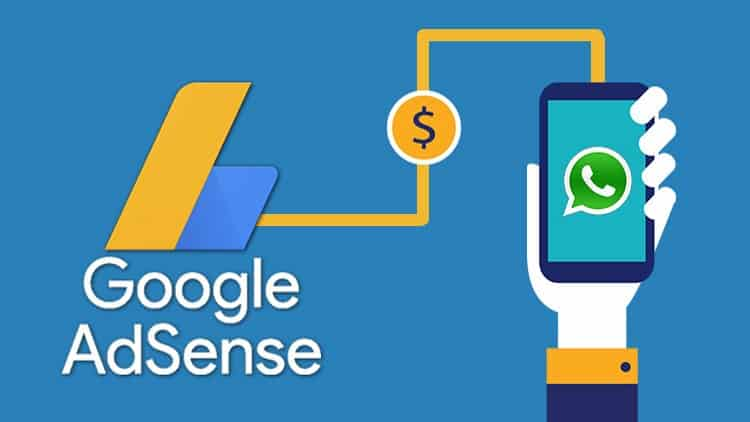 Easy Adsense Strategy – FREE Whatsapp Traffic 2018