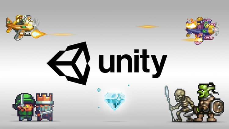 Unity: From Master To Pro By Building 6 Games
