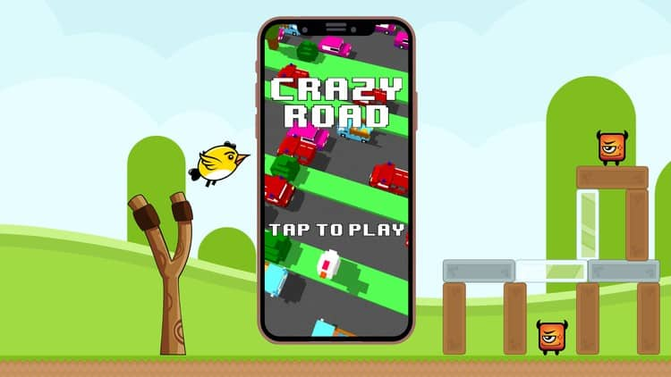 Angry-Birds-Crossy-Road-More-Game-Development-In-Swift-4