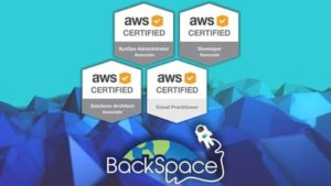 Amazon Web Services (AWS) Certified 2019 – 4 Certifications!