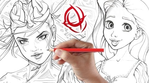 Character Art School Complete Character Drawing Course Udemy Download Free Freecourseudemy Com