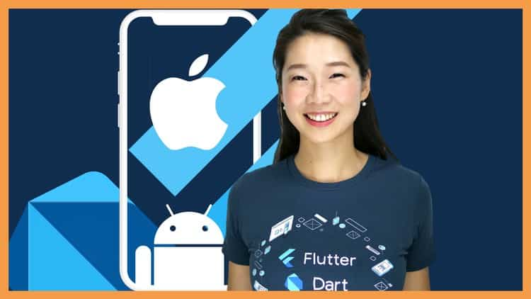 The Complete 2020 Flutter Development Bootcamp With Dart (update)