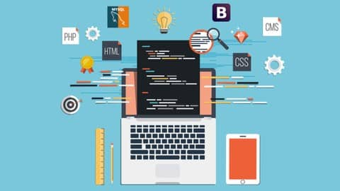 The Complete PHP MYSQL Professional Course with 5 Projects