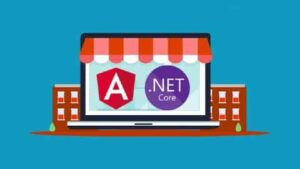 Learn to build an e-commerce app with .Net Core and Angular