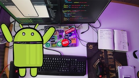 The Complete Android 10 Developer Course – Mastering Android