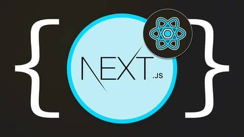 Next.Js & React – The Complete Guide